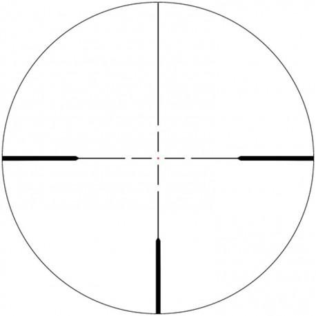 Réticule: G4i-ULTRA en arrière-plan focal.