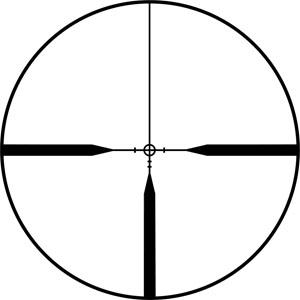 Réticule: Pig-Plex dans le 2e plan focal.
