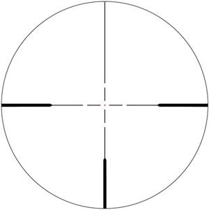 Réticule: G4i-ULTRA dans le 2e plan focal.