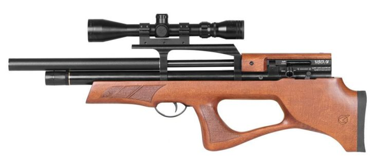 furia- pistolet carabine