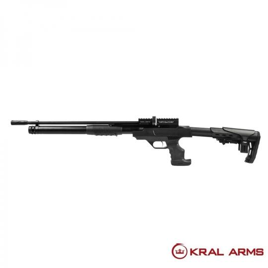 CARABINE PCP KRAL PUNCHER RAMBO PUMP ACTION