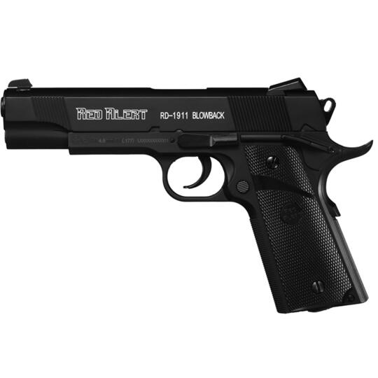 PISTOLET GAMO CO2 RED ALERT RD-1911 BLOWBACK